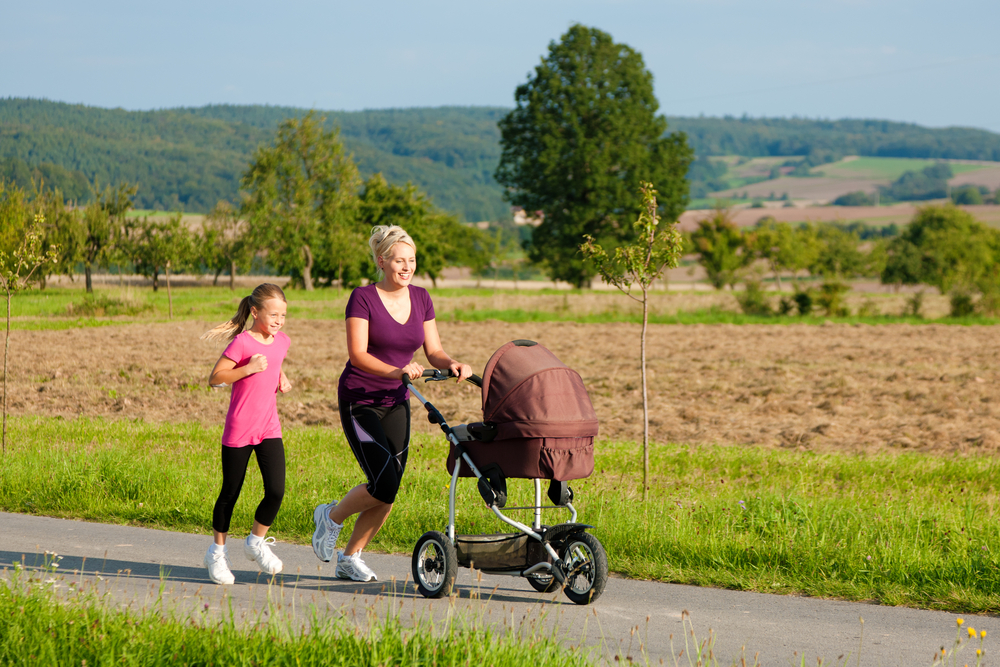 From the Race 13.1 Experts: Balancing Family While Training for a Half Marathon
