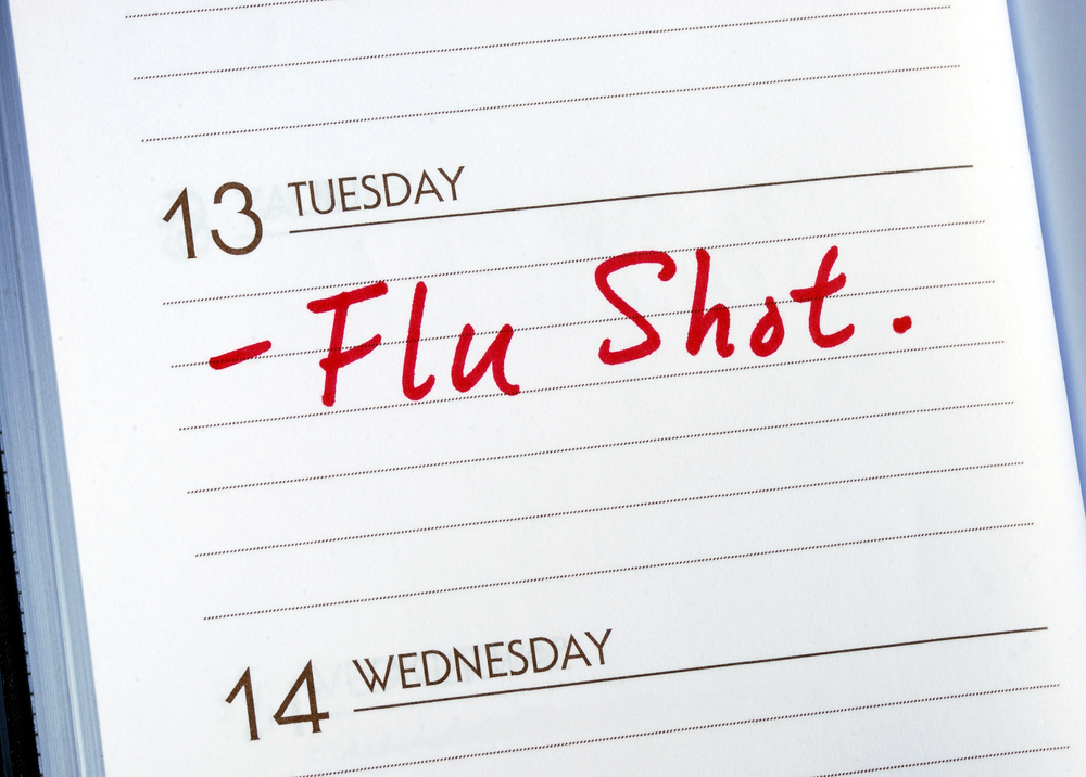 No Flu For You: 5 Flu Shot Myths Debunked