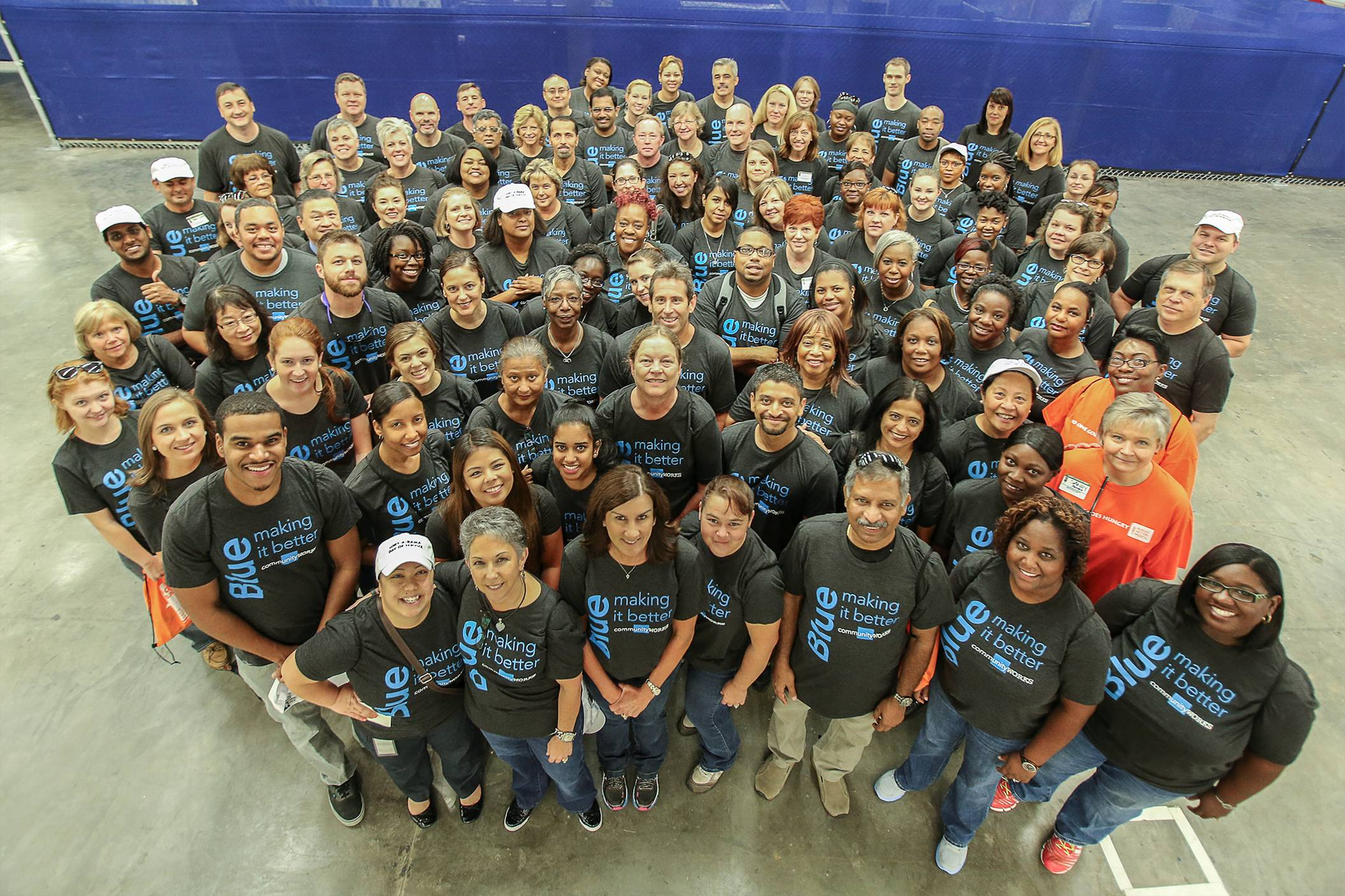 3rd Annual Sort-A-Rama Volunteers Sort 170,000 Meals For Needy NC Families