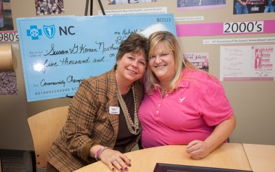 Month of Thanks 2014 Spotlight: BC Bland, Susan G. Komen Northwest NC