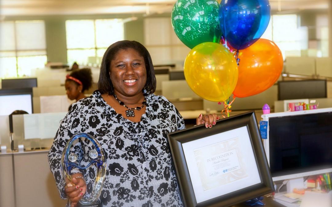 Month of Thanks 2014 Spotlight: Aniesha Bryant, The Lupus Foundation