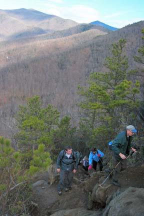 Image: Carolina Mountain Club