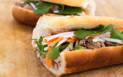 Banh Mi – A Healthy Taste of Vietnam from Chef Geoff Bragg
