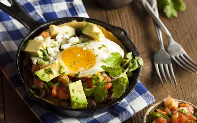 Shake Up Your Breakfast Routine with Huevos Rancheros