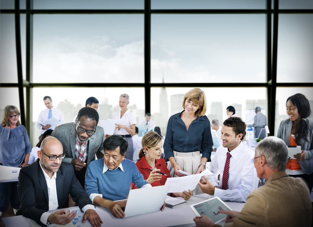 lack of diversity in management coaching in A recent survey by the institute for diversity in health management, an affiliate of the  all employees to attend diversity training  the staff's lack of.
