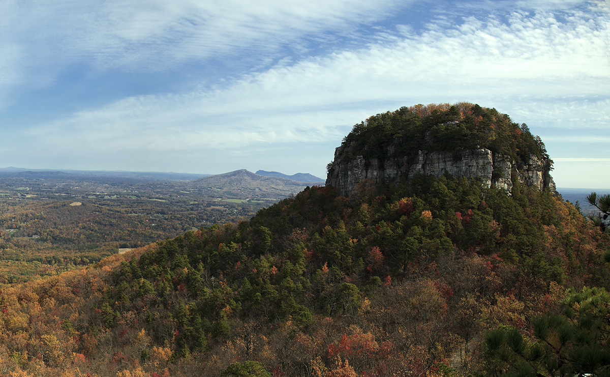5 Long North Carolina Hikes To Challenge and Reward You | Point of Blue