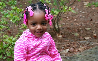 """Charon Pickett's March of Dimes Story: """"I just really wanted to hold her in my arms."""""""