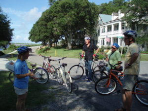 Bike tours in Southport.
