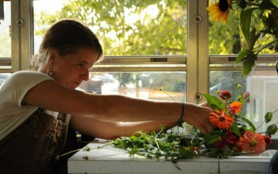 Building Community Gardens, Building Healthier Selves