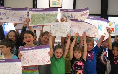Playing it Forward: Kids Get in on the Planning as KaBOOM! Comes to Asheville, NC
