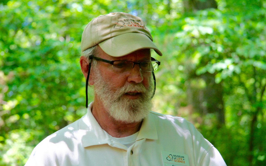 From Damselflies to Dinosaurs: Ranger Greg and the Museum of Life and Science Walk of the Week