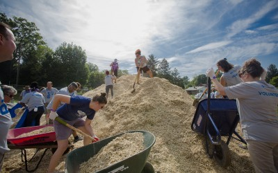 Everybody Deserves to Play: An Asheville Playground Goes KaBOOM!