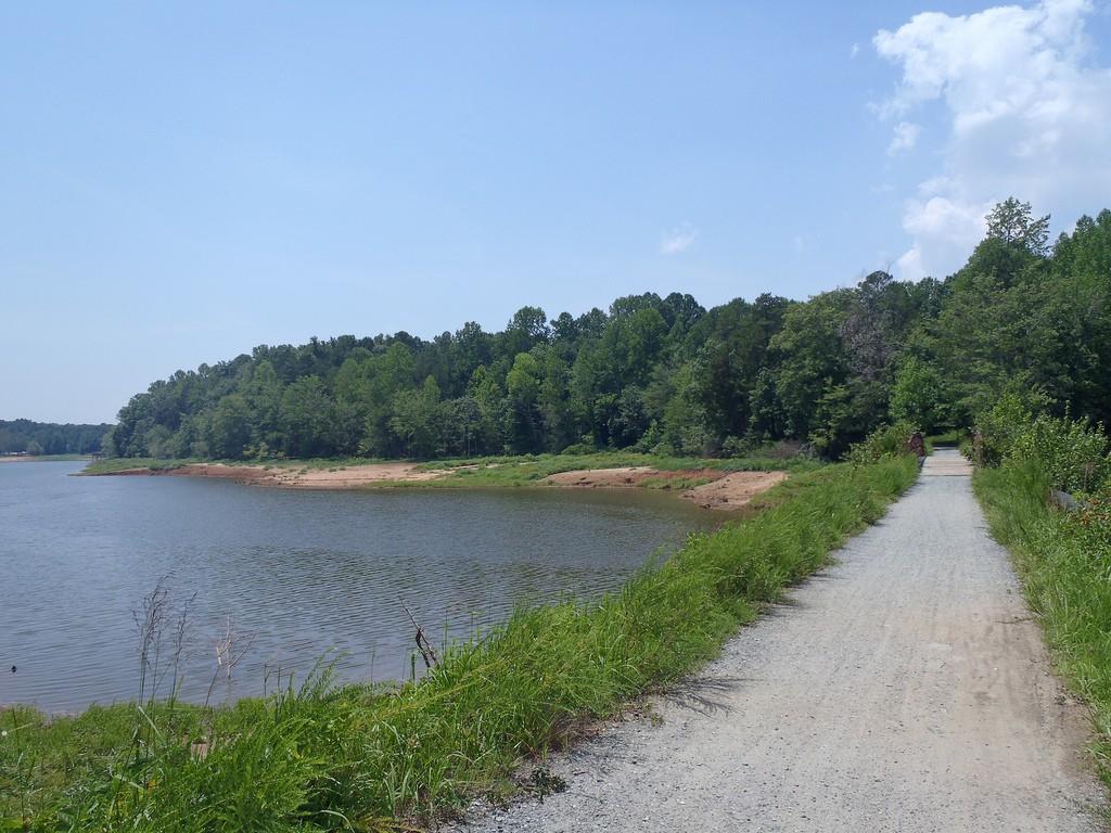 Photo: Joe Miller. Salem Lake Trail.