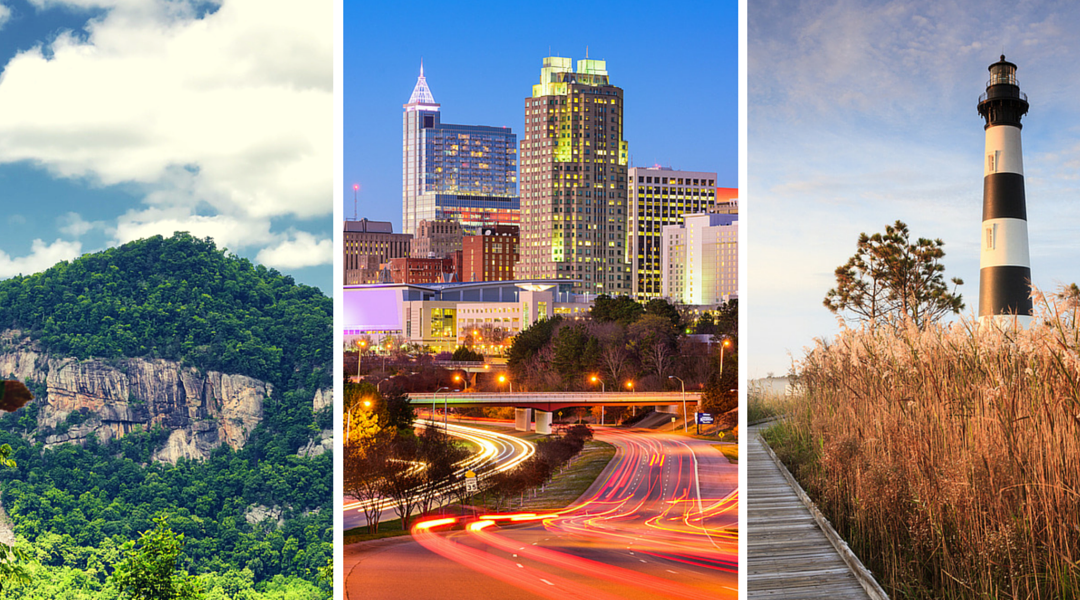 The Ultimate North Carolina Bucket List