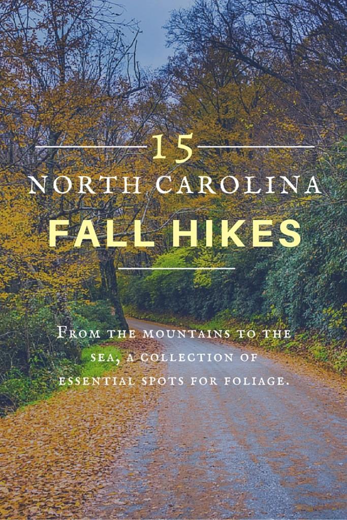 Fall-hikes