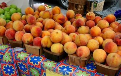 Capital City Eats: The Raleigh Downtown Farmers Market Brings Fresh Food to You