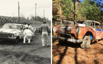 Occoneechee Speedway Trail: A Walk Through Racing History in Hillsborough, NC