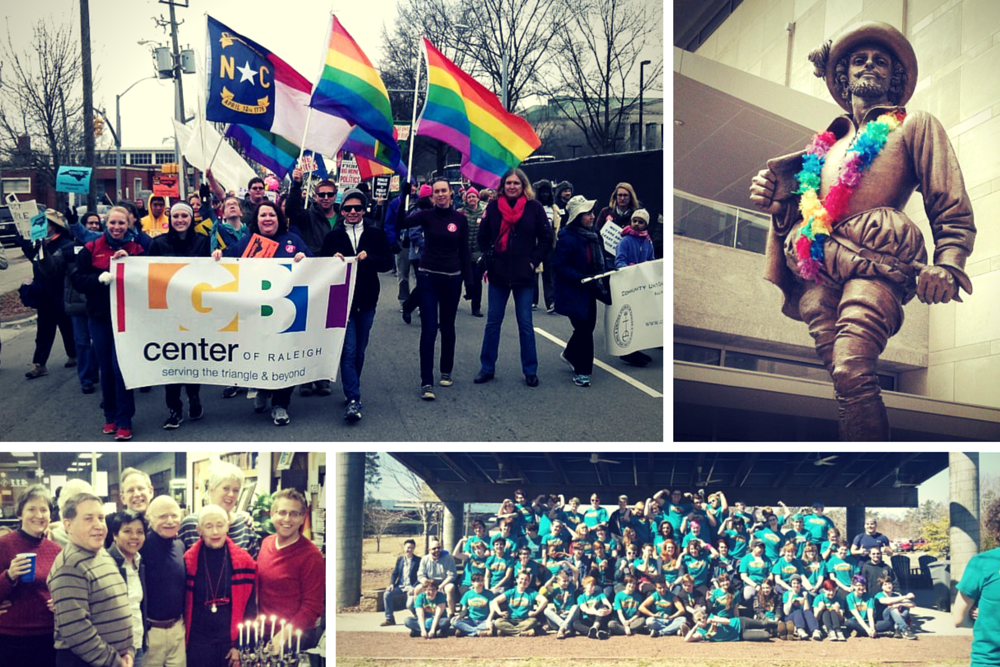 The LGBT Center of Raleigh: Providing Support and Education for Youth and the Community