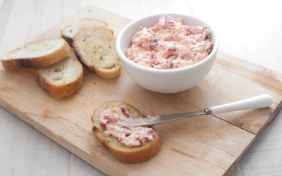 A Southern Staple With a Twist: Lighter Pimento Cheese