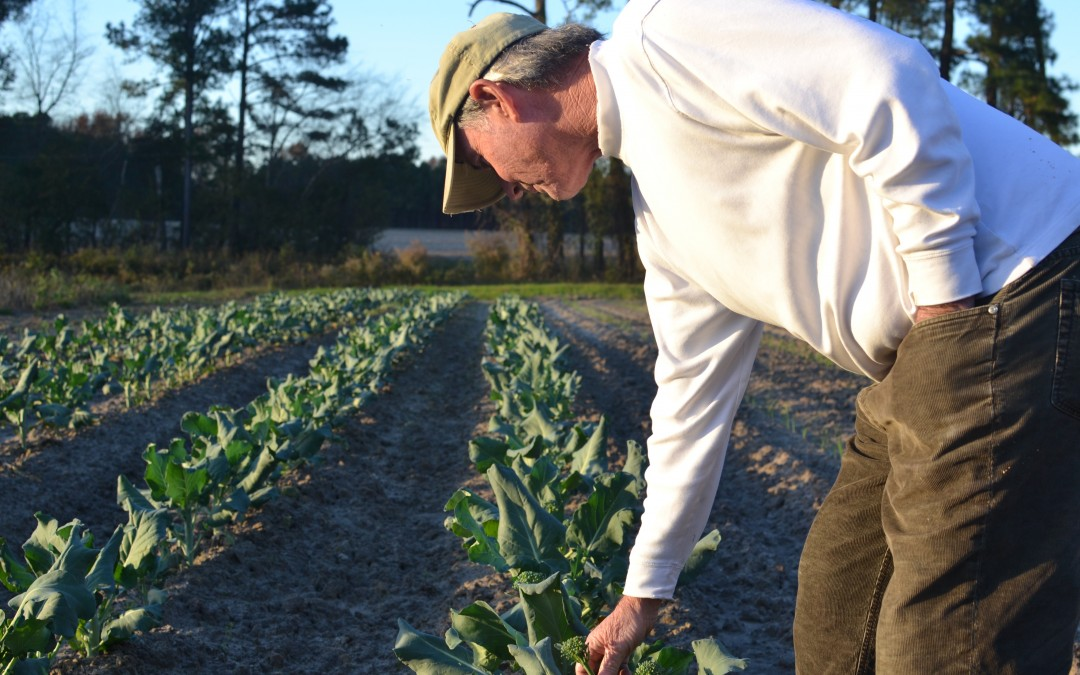 This TV Farmer is Helping Put Kinston, NC on the Map