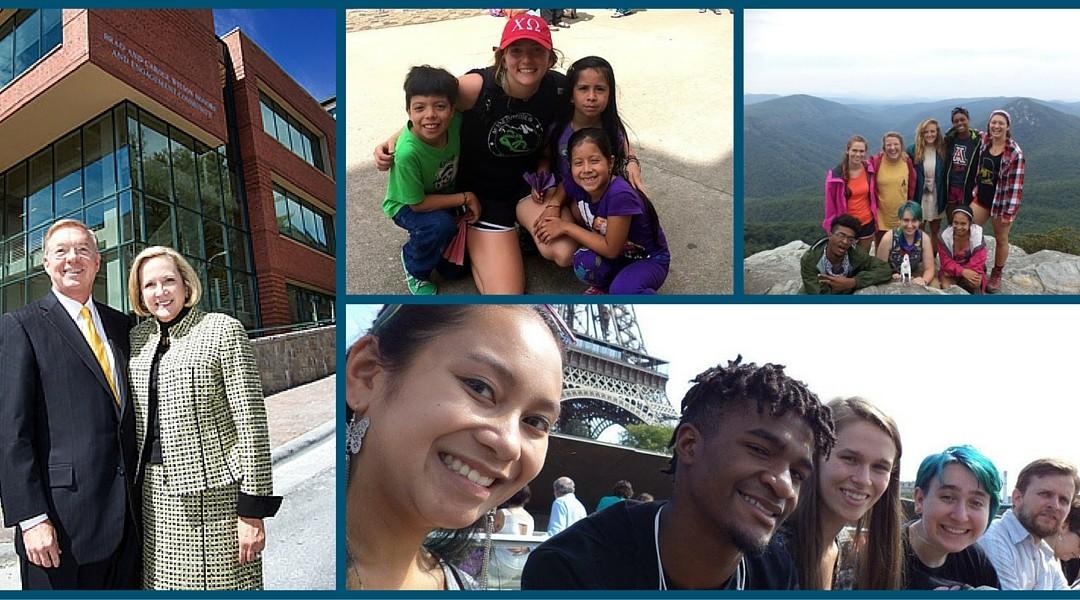 Appalachian State's Wilson Scholars: Doing Good All Around the World