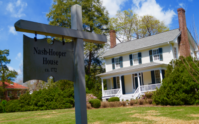 Travel Back Through Time in Beautiful Hillsborough, NC
