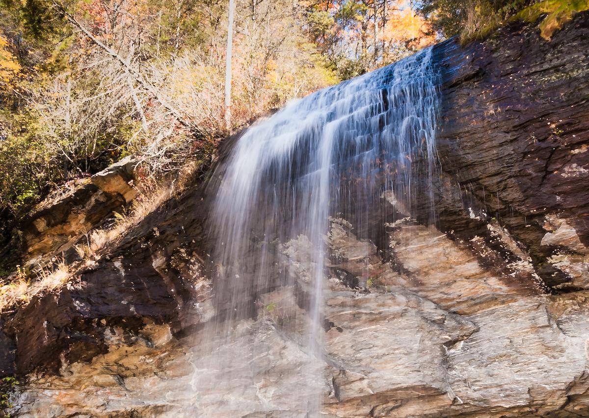 The 6 Most Stunning North Carolina Waterfalls