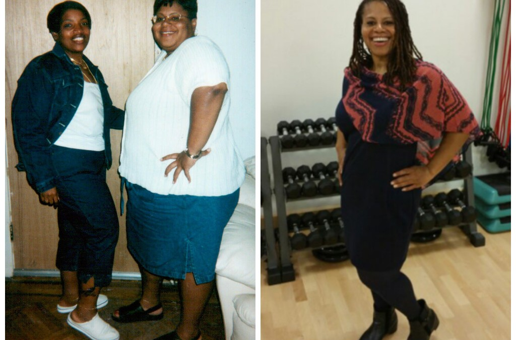 Theresa's 175 Pound Weight Loss Story Will Inspire You