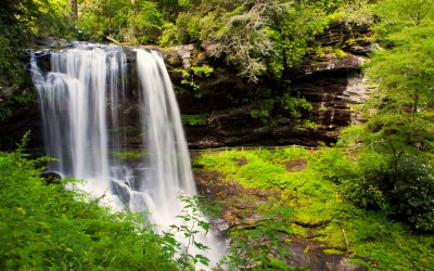 The 6 Most Stunning North Carolina Waterfalls