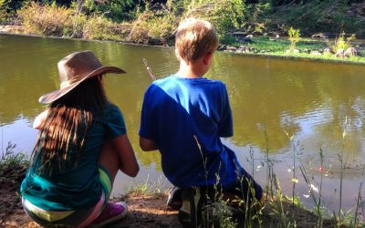 Children today are facing a nature deficit