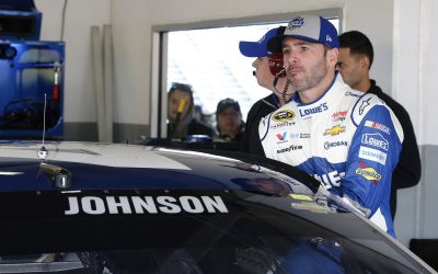 How to Get Fit Like NASCAR Champ Jimmie Johnson