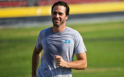 NASCAR Legend Jimmie Johnson on Loving Fitness, Living Fearless