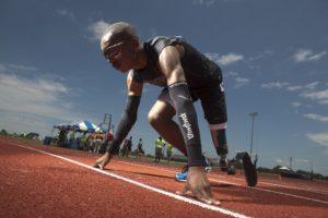 north carolina paralympic runner