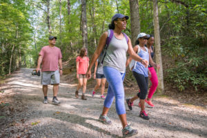 go hike north carolina