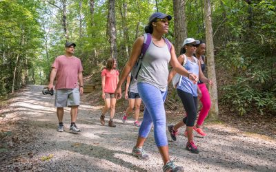 Ever been hesitant to hike? We're about to change that