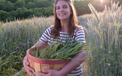 Vivian Howard's Deep Run Roots Keep Her Grounded as Her Star Rises