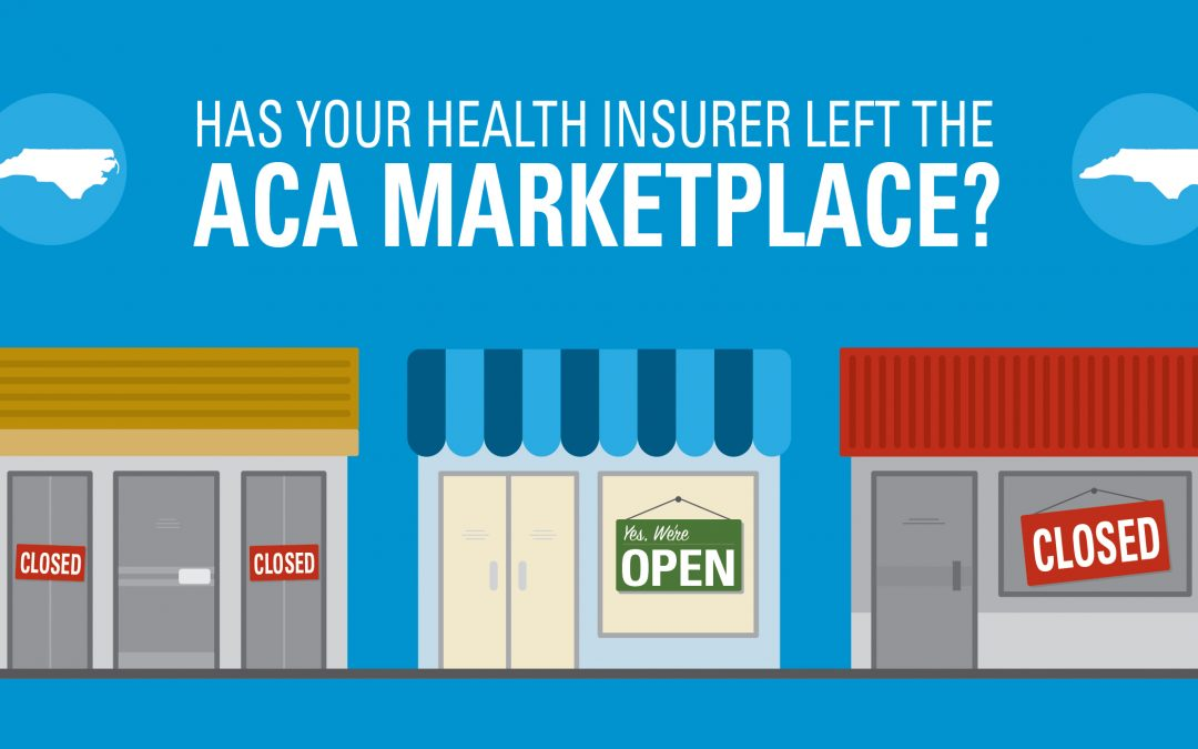 Has Your Insurer Left the ACA Marketplace? Here's How to Move Forward