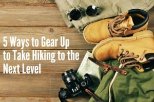 key hiking gear pieces