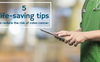 5 lifesaving tips to reduce the risk of colon cancer