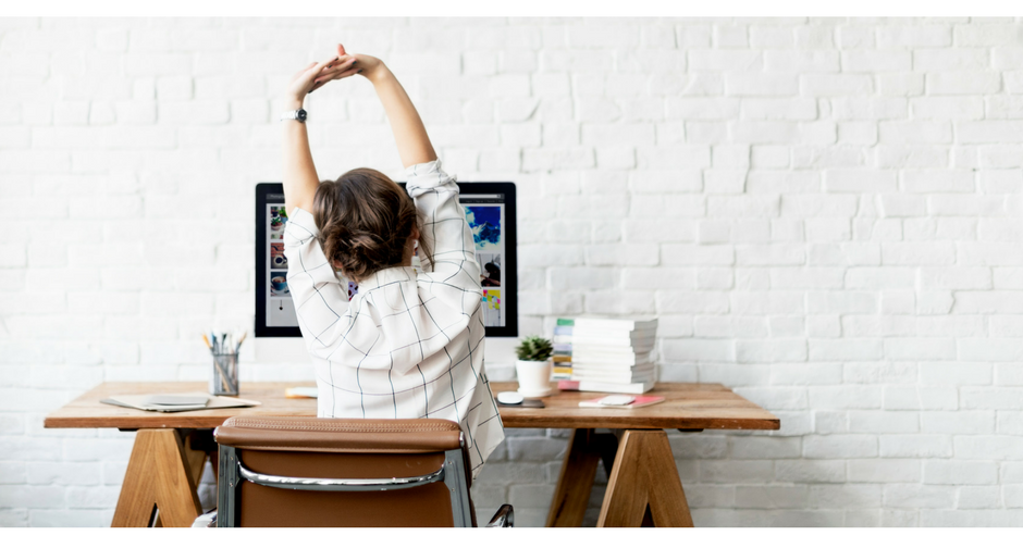 8 Ideas To Improve Your Health If You Sit At A Desk