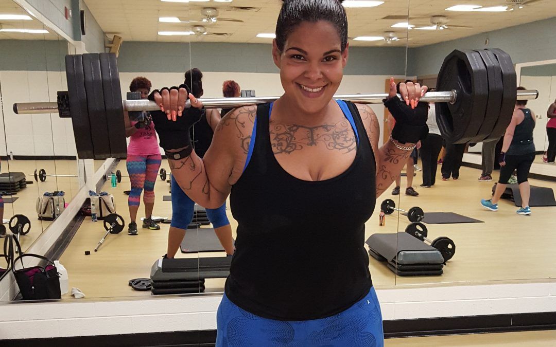 Almost 300 Pounds Lost – And 130,000 Followers Gained