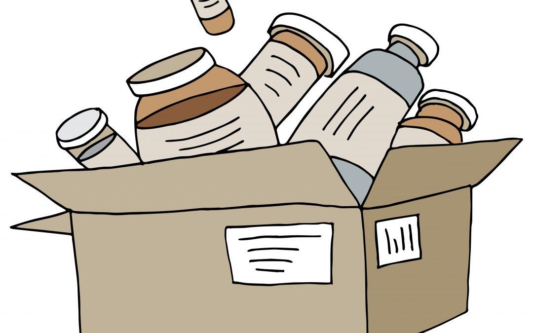 4 Benefits to Using Mail Order Pharmacies