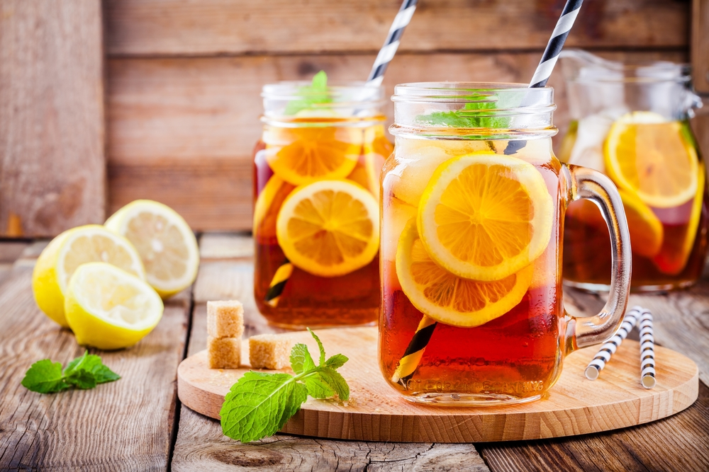 Sweet Tea: Healthy Twists on this Southern Classic