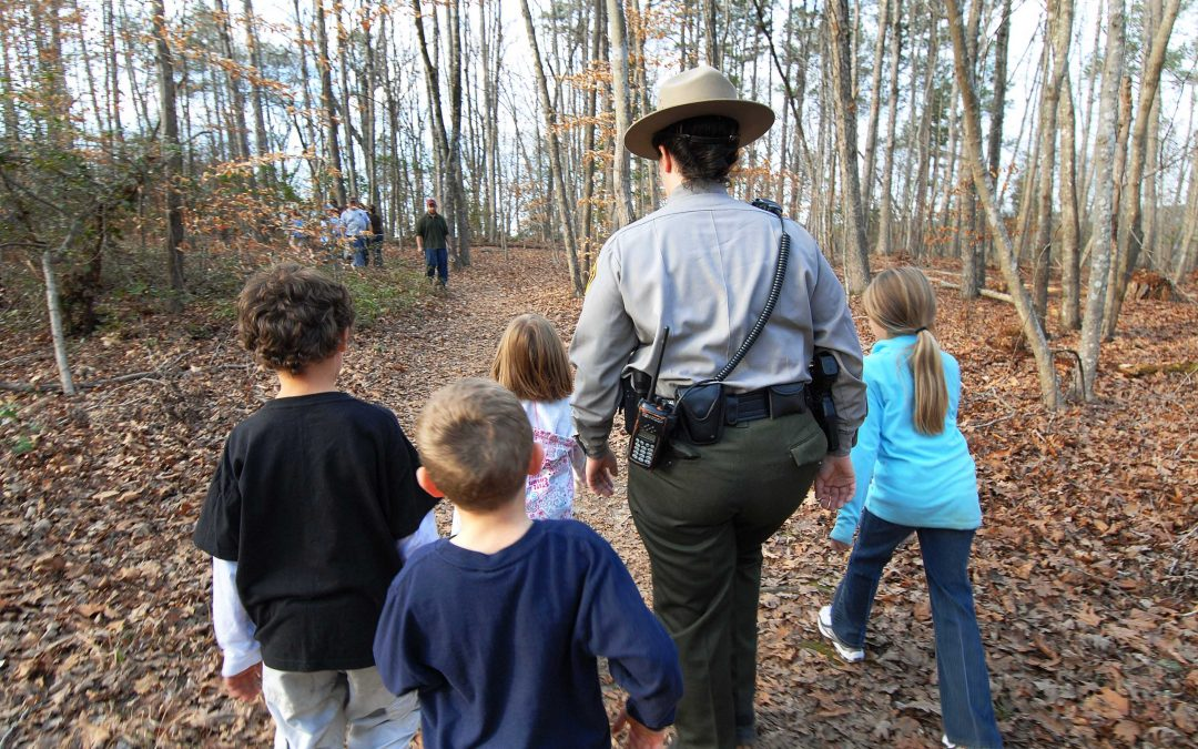 Get Kids to Ditch the Video Games and Embrace the Outdoors with this Program