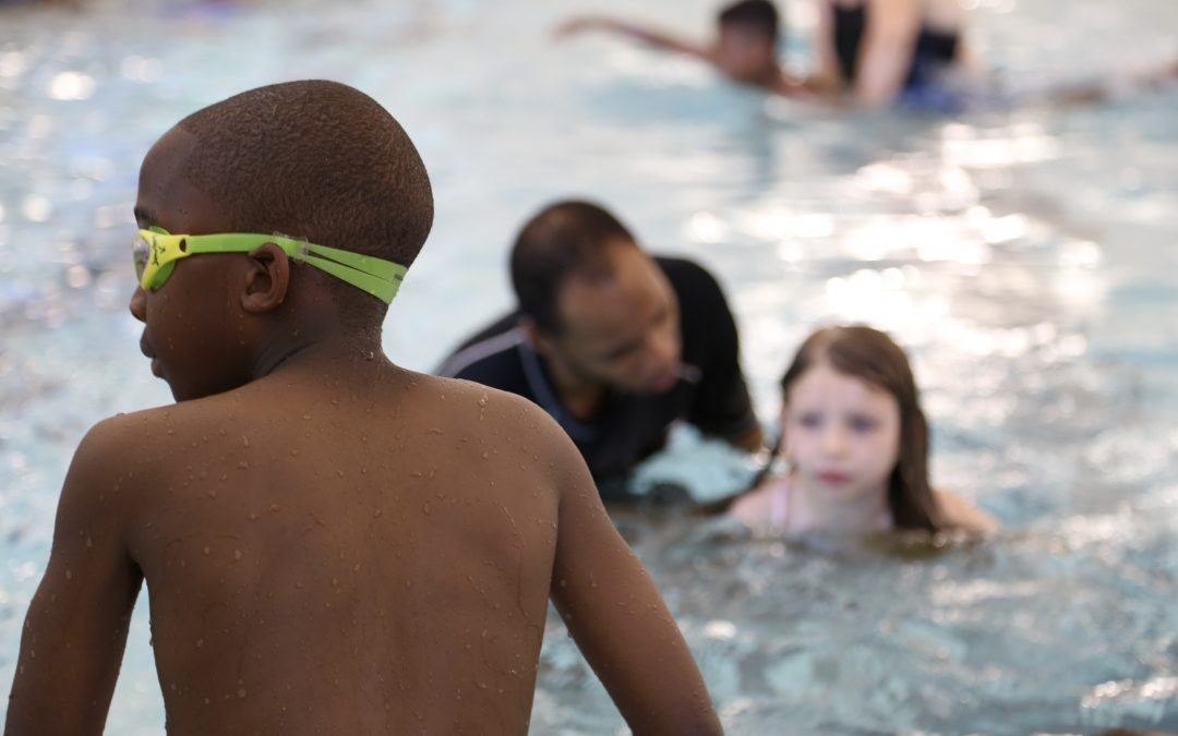 No More Excuses – It Was Time to Learn to Swim