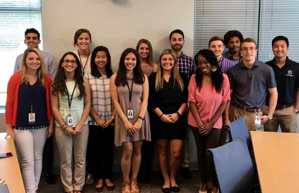 2017 Summer Interns