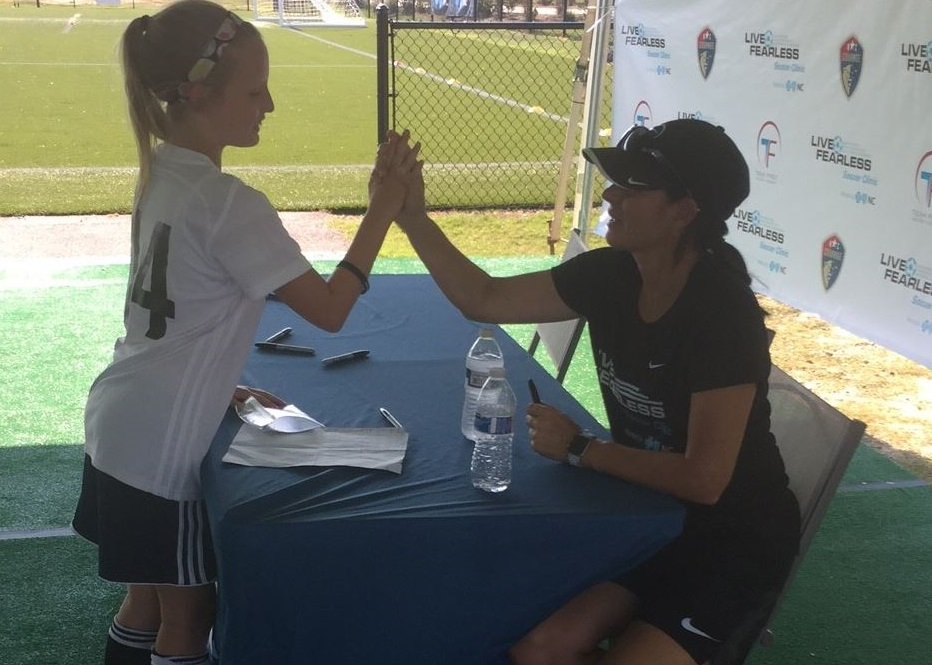 Mia Hamm's Lessons for On the Field – and In the Car