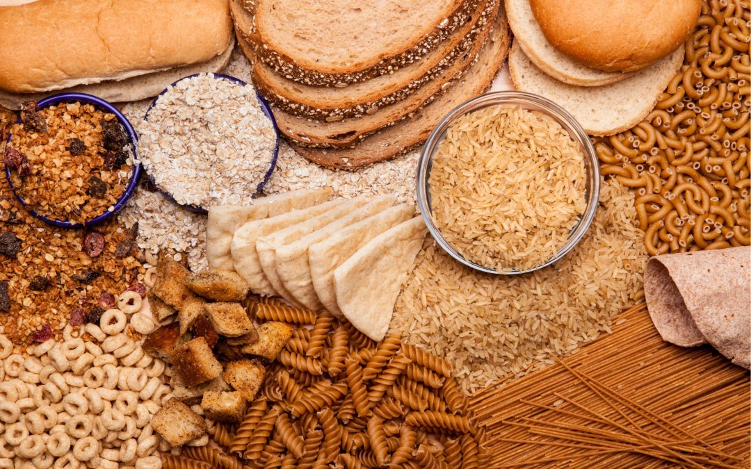 Eating whole grains can help prevent 5 health conditions