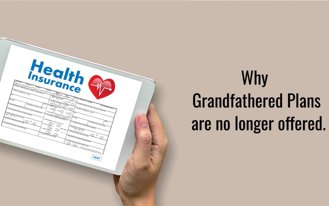 What you need to know about Grandfathered Plans