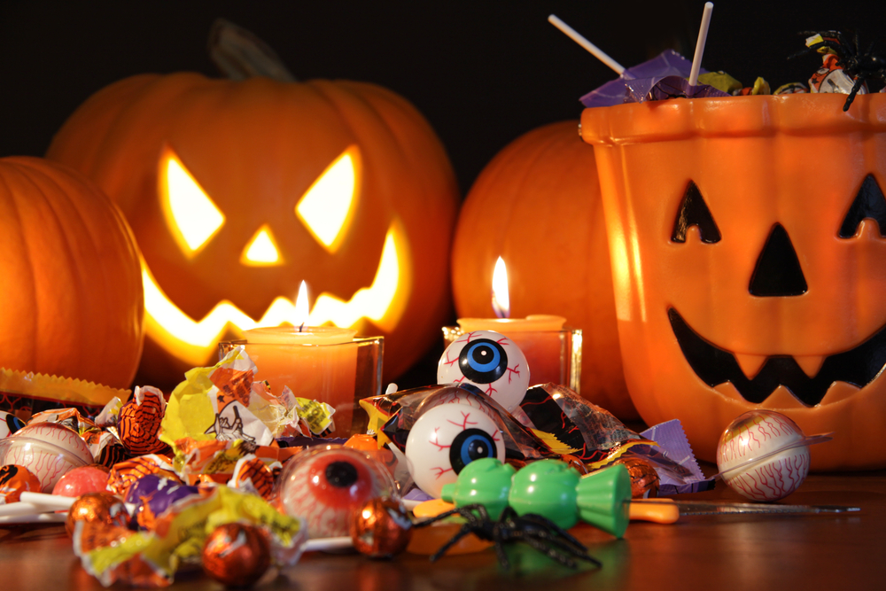 Halloween Treats That Won't Play Tricks On Your Health